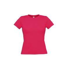 B&C B&C környakas Női póló, sorbet