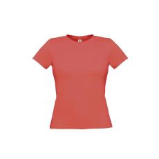 B&C B&C környakas Női póló, pixel coral