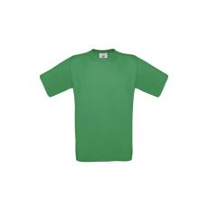 B&C B&C környakas póló, kelly green