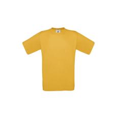 B&C B&C környakas póló, gold