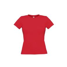B&C B&C környakas Női póló, deep red