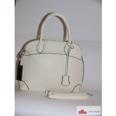 Sara Moda divatos női táska beige