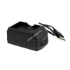 Powery Akkutöltő USB-s HTC típus BLAC160