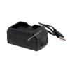 Powery Akkutöltő USB-s O2 Xda Atom Pure