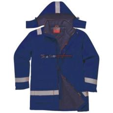 Portwest FR59 FR Antisztatikus, lángálló téli kabát (navy)