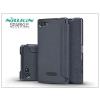 Nillkin Sony Xperia Z5 Compact (E5803) oldalra nyíló flipes tok - Nillkin Sparkle - fekete