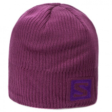 Gérfi sapka SALOMON - Beanie L37558000 Aster Purple