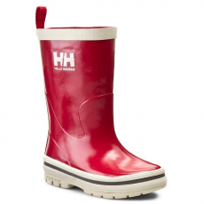 Gumicsizmák HELLY HANSEN - Jk Midsund 10862-162 Red/Off White/Silver Reflective