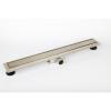 AREZZO design 900 mm-es rozsdamentes acĂŠl zuhanyfolyóka Steel ráccsal AR-900