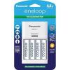 Panasonic Panasonic Eneloop Akku gyorstöltő+4xAA PRO