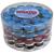 Spartan Teniszütő grip, 60 db, kék/piros/fehér (Spartan Signal Grip) - Spartan 7031