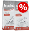 briantos Protect + Care dupla csomagban - Senior/Light Weight & Care (2 x 14 kg)