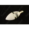 N/A LED izzó E14 gyertya 3W 330 Lm hideg fehér