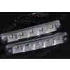 N/A Nappali menetfény LED, DRL, E jeles, 10W, 650 Lumen, R87, E4, RL00, auto On/Off