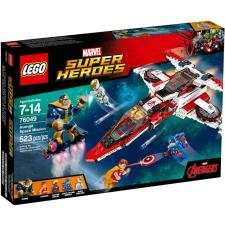 LEGO Avenjet űrkaland 76049 lego