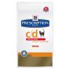 Hills Prescription Diet Hill´s Prescription Diet c/d Urinary Stress - 2 x 8 kg