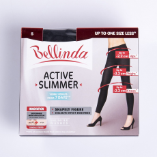 Bellinda Active Slimmer Női leggings 85 DEN
