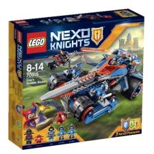 LEGO Nexo Knights Clay dübörgő pengéje 70315 lego