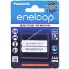 Panasonic eneloop Akku AAA 2db/csom. (BK-4MCCE/2BE)