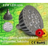 N/A 12W Növény nevelő LED lámpa PAR38 E27 FULL SPEKTRUM 400-840nm