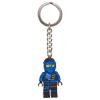 LEGO Airjitzu Jay kulcstartó 853534