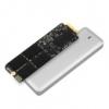 Transcend 960GB Transcend SSD JetDrive 725 MacBook meghajtó külsõ tokkal (TS960GJDM725) (Másolata)