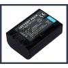 Sony HDR-XR155E 6.8V 1050mAh utángyártott Lithium-Ion kamera/fényképezőgép akku/akkumulátor