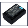 Sony DCR-HC37E 6.8V 1050mAh utángyártott Lithium-Ion kamera/fényképezőgép akku/akkumulátor