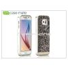 Samsung Samsung SM-G920 Galaxy S6 hátlap - Case-Mate Brilliance - champagne