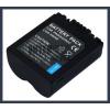 Panasonic Lumix DMC-FZ7-S 7.2V 1300mAh utángyártott Lithium-Ion kamera/fényképezőgép akku/akkumulátor