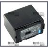 Panasonic VW-VBD21 7.2V 3600mAh utángyártott Lithium-Ion kamera/fényképezőgép akku/akkumulátor