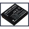 Panasonic DMC-FX37EF-T 3.7V 1200mAh utángyártott Lithium-Ion kamera/fényképezőgép akku/akkumulátor