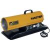 Master B35CED gázolajos, kémény nélküli hőlégfúvó