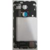 LG H791 Nexus 5X középső keret fehér**