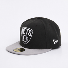 New Era EMEA NBA BASIC BROOKLYN NETS OFFICAL TEAM Baseball sapka