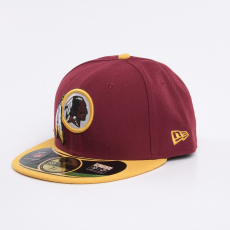 New Era NFL On-Field WASHINGTON REDSKINS GAME Baseball sapka
