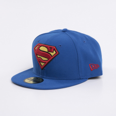 New Era EMEA CHARACTER BASIC SUPERMAN OFFICAL TEAM Baseball sapka