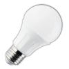 LED izzó A60 E27 9W, 280°, meleg fehér