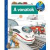 Patricia Mennen, Wolfgang Metzger Patricia Mennen–Wolfgang Metzger: A vonatok (2.kiadás)