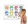 Learning Resources Festékes kannák - Mágneses szett színválogatáshoz