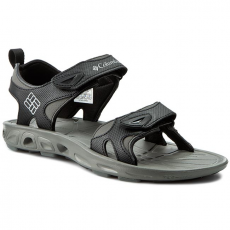 Columbia Szandál COLUMBIA - Techsun Vent BM 4447 Black/Columbia Grey 010
