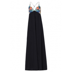 O'Neill LW Lara Maxi Dress Ruha D (O508905m_9010-Black Out)