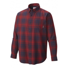 Columbia 1552051 Rapid Rivers II LS Shirt Ing D (AM7968-n_612-Laser Red)