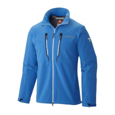 Columbia 1619241 Trail Warrior Softshell Softshell kabát D (WM1085-n_431-Hyper Blue)