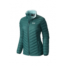 Mountain Hardwear Micro Ratio Down Jacket Túra kabát D (1560851-n_310-Botanical Garden)