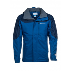 Columbia 1558001 Taiga Summit Jacket Síkabát D (WM1042-n_448-Marine Blue)