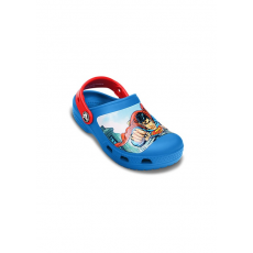 CROCS CC SUPERMAN CLOG BOYS Papucs D (CY14017K_446-SEA BLUE_RED)