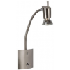 Lucide 12989/21/12 PICASSO Wall light 1xGU10/50W Satin Chrome