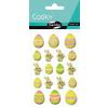 Maildor Cooky 3D matricák - Húsvét