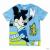 PUTTMANN Camiseta Mickey Disney sky kék gyerek
